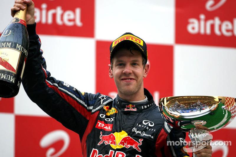 Vettel keener on trophies than money