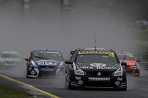 Supercars Jack Daniel's Racing happy with Sandown first race