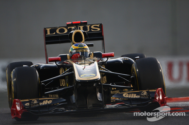 Lotus Renault's James Allison on the Brazilian GP
