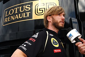 Formula 1 Heidfeld 'can imagine' life after Formula One