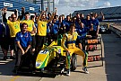 BF3 champion Felipe Nasr to test Action Express DP