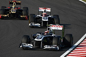 Formula 1 Williams Mark Gillan about the Brazilian GP