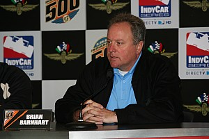 IndyCar Changes for 2012 will see new Race Director