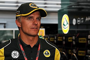 Formula 1 Kovalainen unsure of Trulli's involvement for 2012