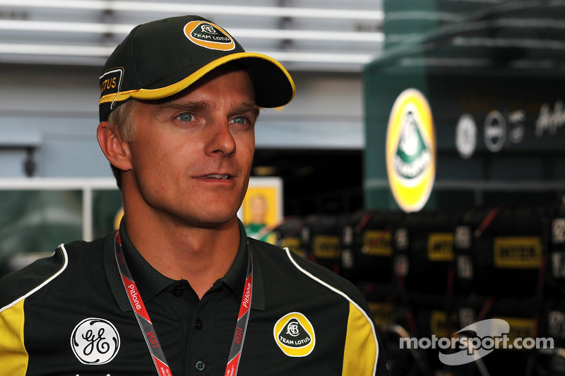 Kovalainen unsure of Trulli's involvement for 2012