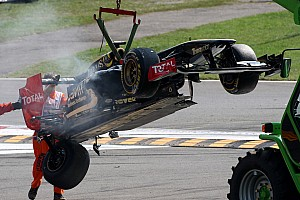 Formula 1 Lotus Renault's James Allison about new 2012 regulations