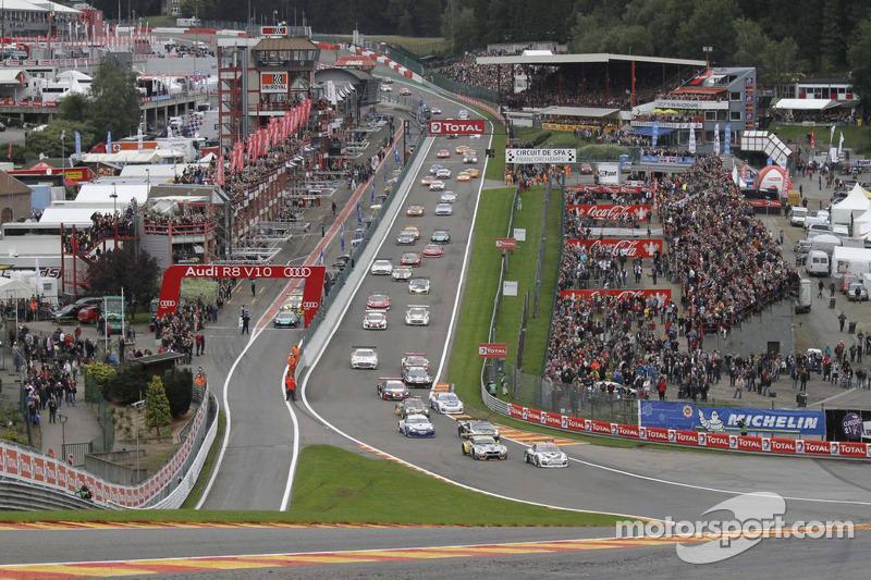 2012 Blancpain Endurance Series calendar announced