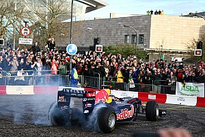 Formula 1 Red Bull Racing reports from Milton Keynes: Home run done!