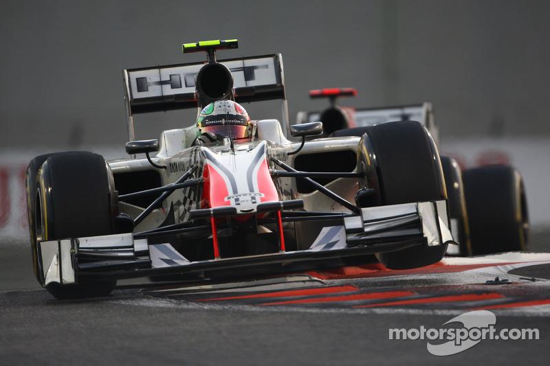 HRT denies Caterham designing 2012 car