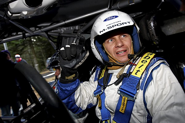 Petter Solberg moves back to the Ford camp in 2012