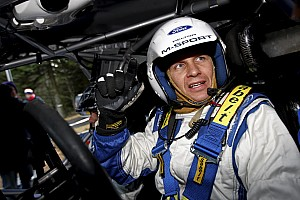 WRC Petter Solberg moves back to the Ford camp in 2012