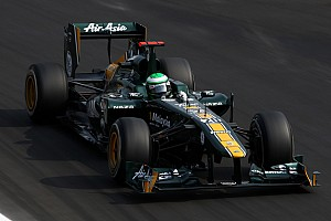 Formula 1 'Niceman' Kovalainen not ruling out 2013 team switch