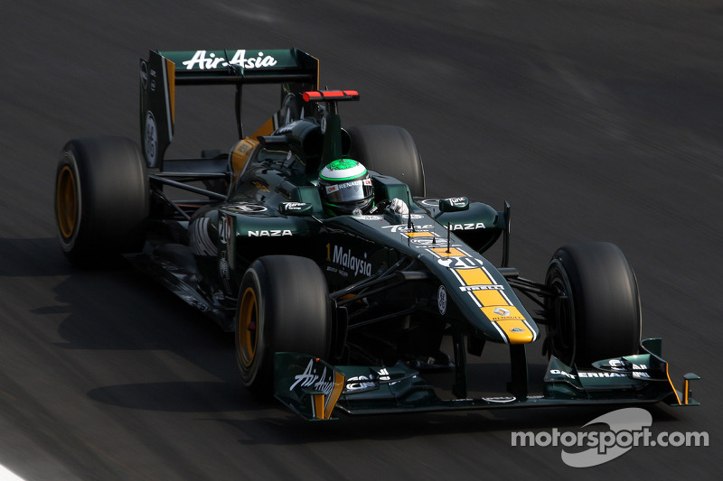 'Niceman' Kovalainen not ruling out 2013 team switch