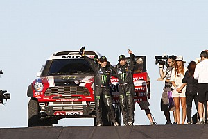 Dakar Series Stage 1 report