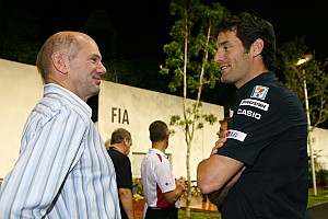 Webber to debut new Red Bull in February