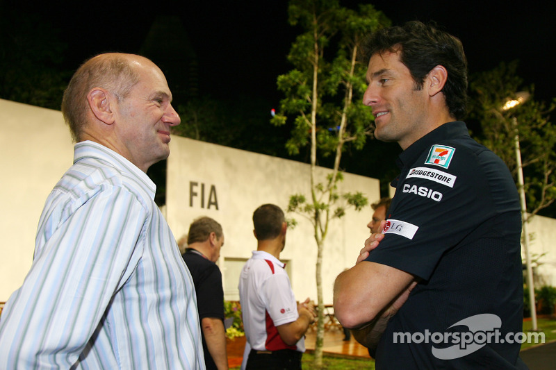 Webber to debut new Red Bull in February