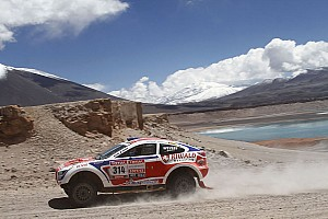 Dakar Riwald Team stage 6 report