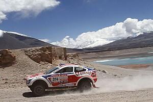 Dakar Riwald Team stage 6 report