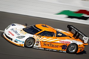 Corvette and Ferrari quickest at day 2 of Daytona January test