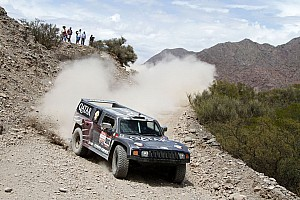 Dakar Team SPEED stage 7 report