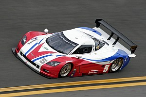 Darren Law Daytona January test summary