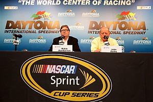 Series Daytona pre-season test interview: Robin Pemberton and John Darby