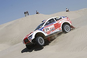 Dakar Riwald stage 13 report