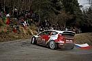 M-Sport Monte Carlo Rally leg 3 summary
