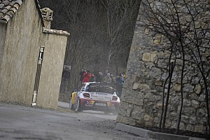 Citroen Monte Carlo leg 4 summary
