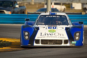 Justin Wilson looking forward to Daytona 24H