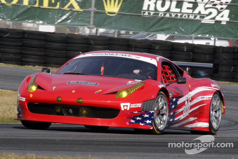 AF Waltrip Ferrari looking forward to Daytona 24H