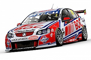 V8 Supercars Team BOC prepares for 10th year in series