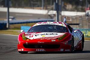 Segal takes AIM Autosport to GT front row at Daytona 24H