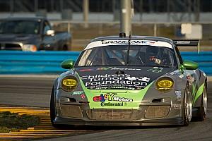 Magnus Racing4 Research Daytona 24H Friday report