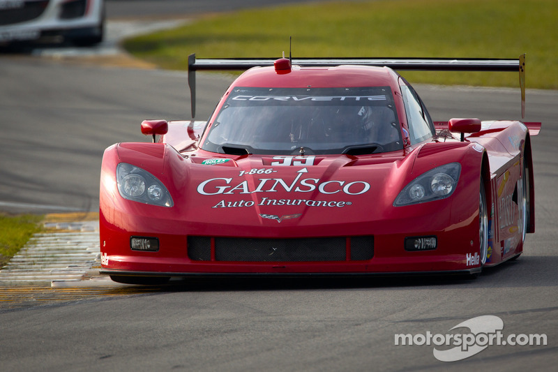 Gurney leads Daytona 24H after one hour