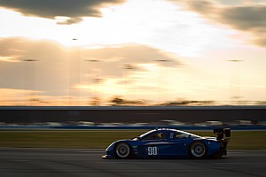 Grand-Am Spirit of Daytona's Gavin on top after six hours of the  Daytona 24H