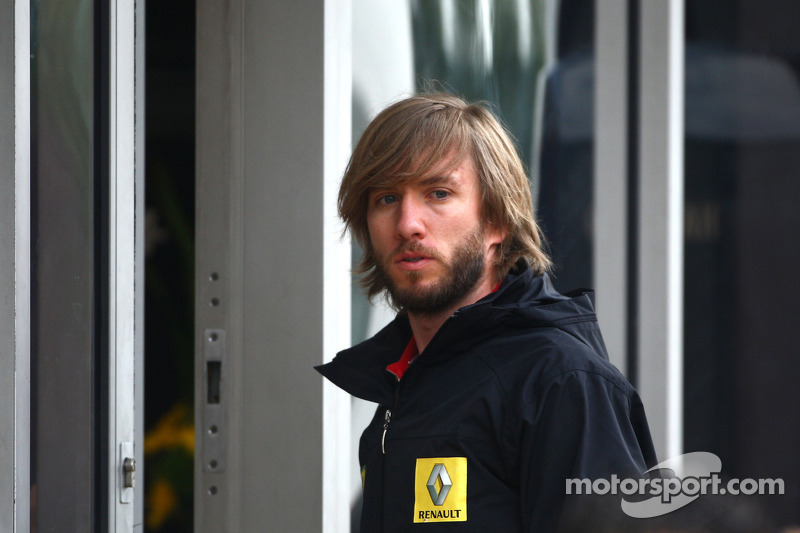 Heidfeld confirms Le Mans drive