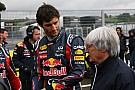 Ecclestone backs Webber to shine in 2012