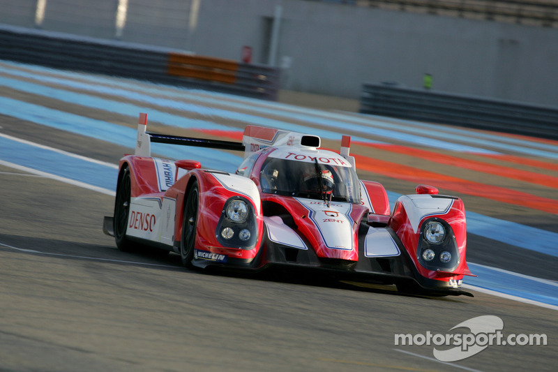 Toyota Motorsport GmbH expands 2012 plans