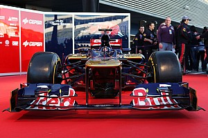 Formula 1 Eyebrows raise as Red Bull shows nose air intake