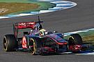 Mclaren Jerez test day 3 report