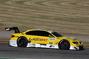 DTM BMW completes Estoril test