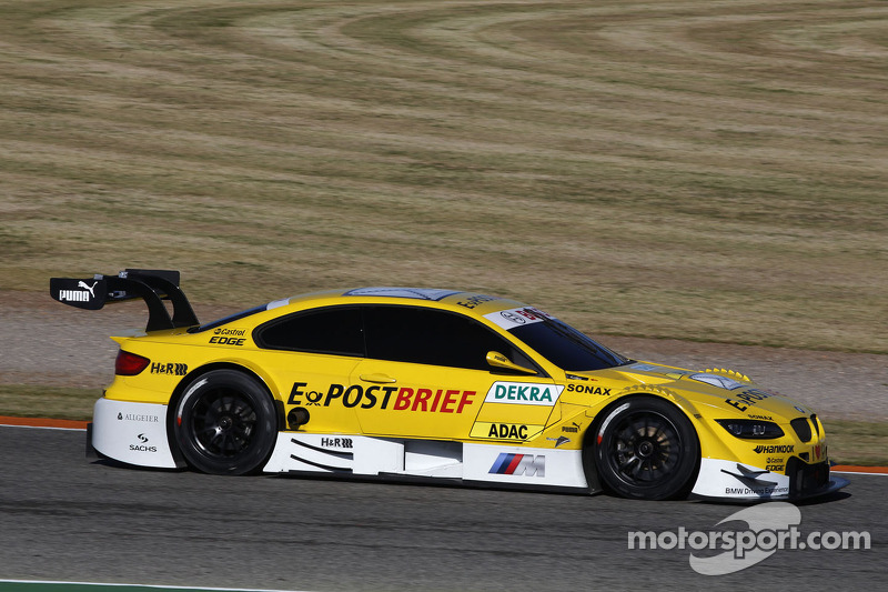 BMW completes Estoril test