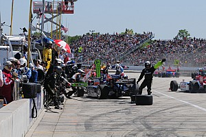 IndyCar Milwaukee Mile returns with June race in 2012