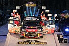 Citroën Rally Sweden final summary
