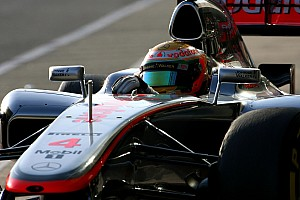 Formula 1 Hamilton 'disappointed' with 2012 McLaren - reports