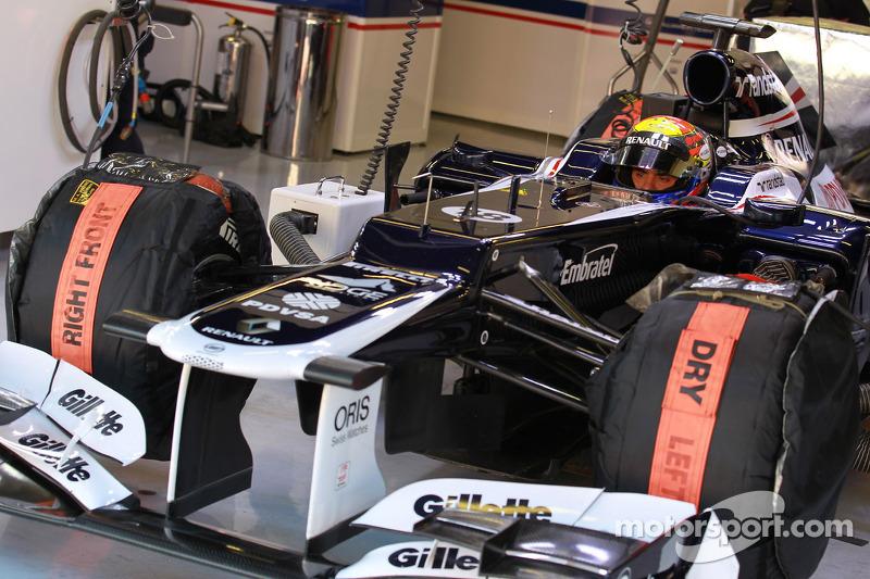Williams Barcelona testing -  Day 4 report