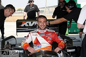 IndyCar Viso joins KV Racing for 2012 campaign