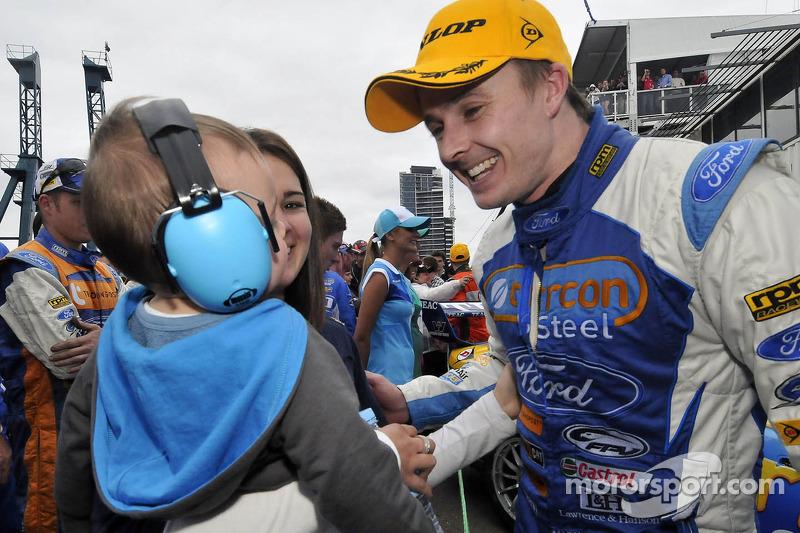 Orrcon Steel Racing set for V8 series opener in Adelaide