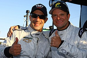 IndyCar KV Racing Technology announced Barrichello and Kanaan for 2012